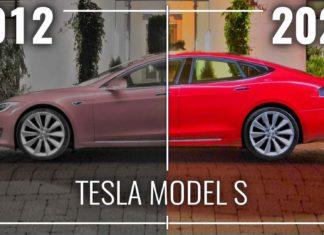Ewolucja Tesli. Historia zmian w Modelu S