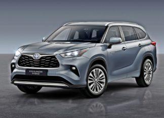 Toyota Highlander trafi do Polski. Hybrydowy SUV dla 7 osób
