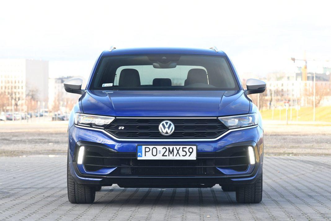 Volkswagen T-Roc R 2020 test – przód