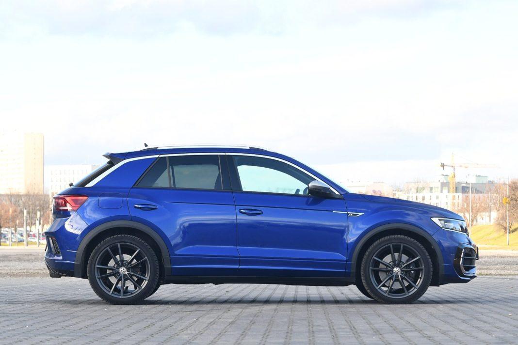 Volkswagen T-Roc R 2020 test – bok