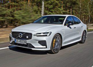Zamówiłeś nowe Volvo? Nie pojedziesz nim szybciej niż 180 km/h