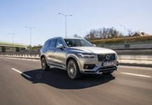 Volvo XC90 T8 test 2020 - przód
