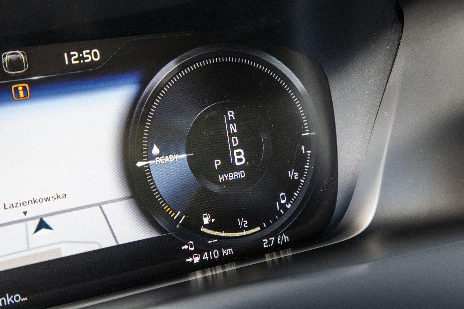 palanie zużycie paliwa – suv volvo xc90 spalanie