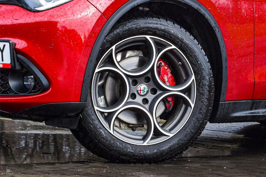 Alfa Romeo Stelvio – koło
