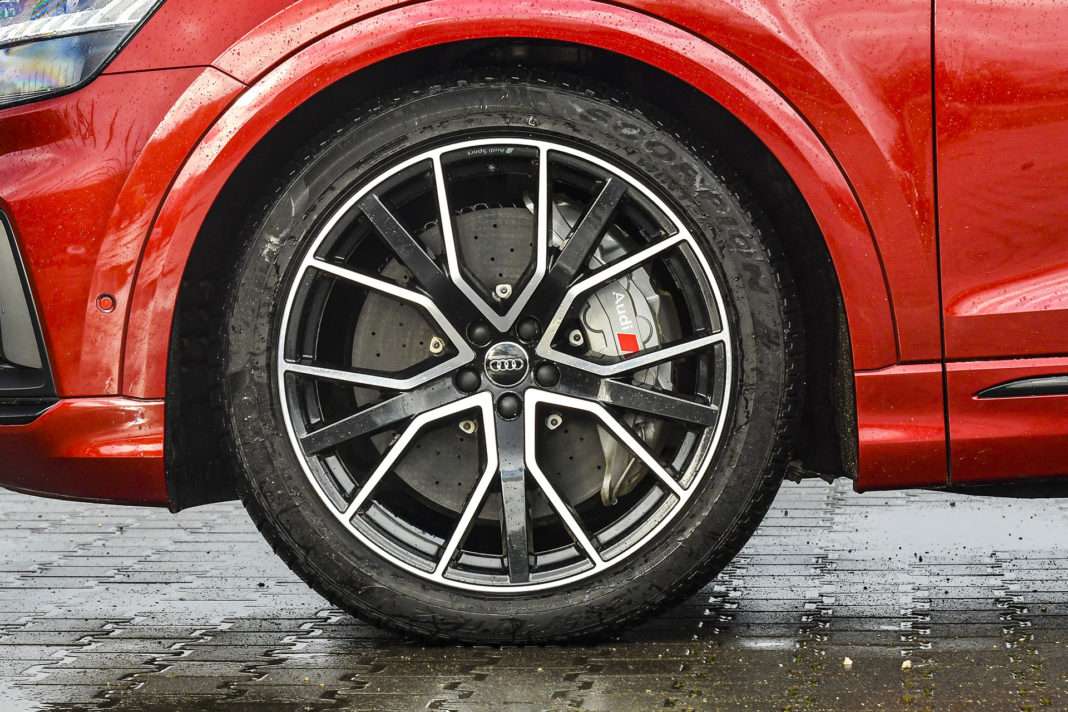 Audi SQ8 – koło