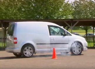 Kierowcy F1 katują wyprodukowanego w Polsce vana!