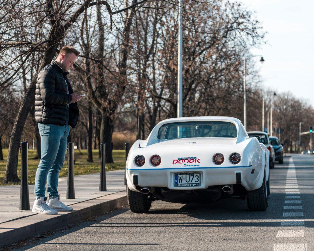 Corvette w Panek