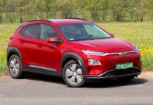 Hyundai Kona Electric - test w trasie