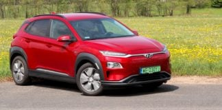 Hyundai Kona Electric - test w trasie