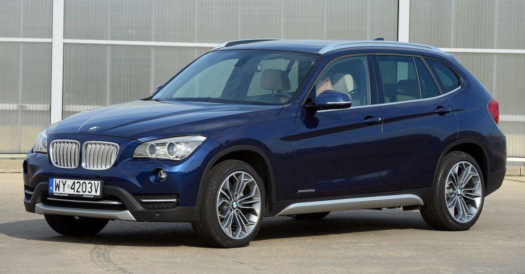 BMW X1 E84 FL xDrive25d 2.0d 218KM 8AT WY4203V 10-2012