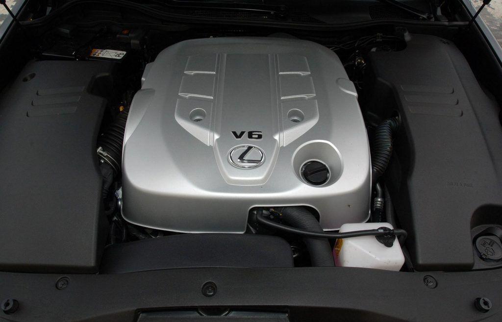 LEXUS GS 300 III 3.0 V6 249KM 6AT W3LEXUS 08-2005