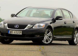 Używany Lexus GS III (2005-2011) - który silnik wybrać?