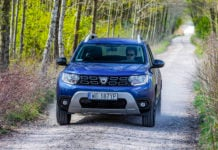 Dacia Duster 1.0 TCE 100 LPG test – przód
