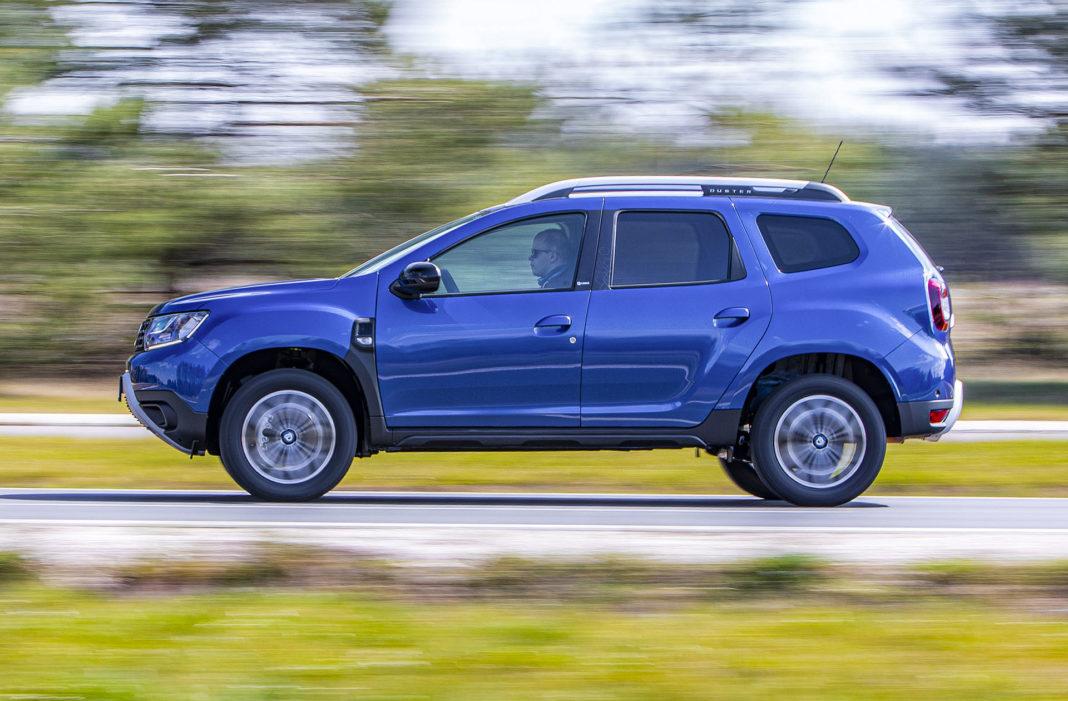 Dacia Duster 1.0 TCE 100 LPG test – bok