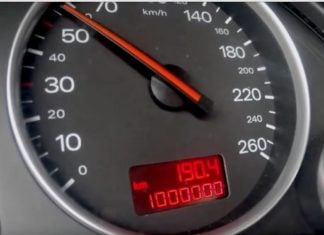 Milion kilometrów w Audi A4 2.5 TDI. Przepalili je na torze