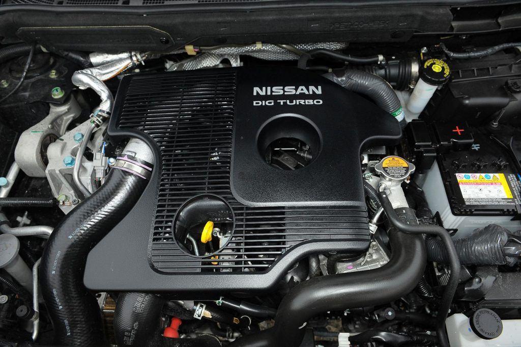 NISSAN Juke I Shiro 1.6DIG-T 190KM AT CVT 4WD 2AR0707 02-2012