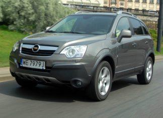 Używany Opel Antara (2006-2016) - opinie, dane techniczne, typowe usterki