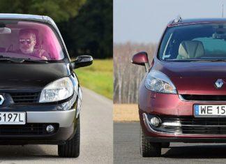 Używane Renault Scenic II i Renault Scenic III - którą generację wybrać?