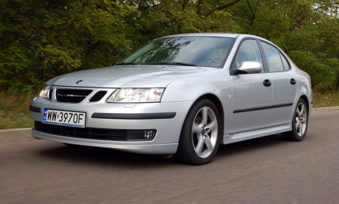 Saab 9-3 otwierające