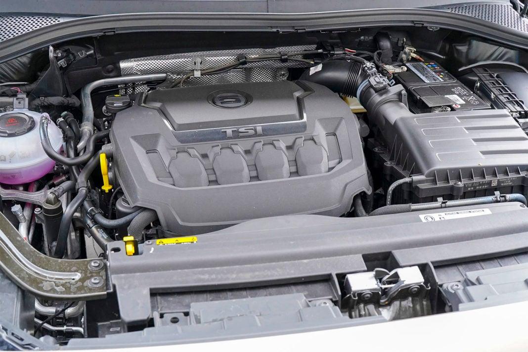 Seat Tarraco – silnik