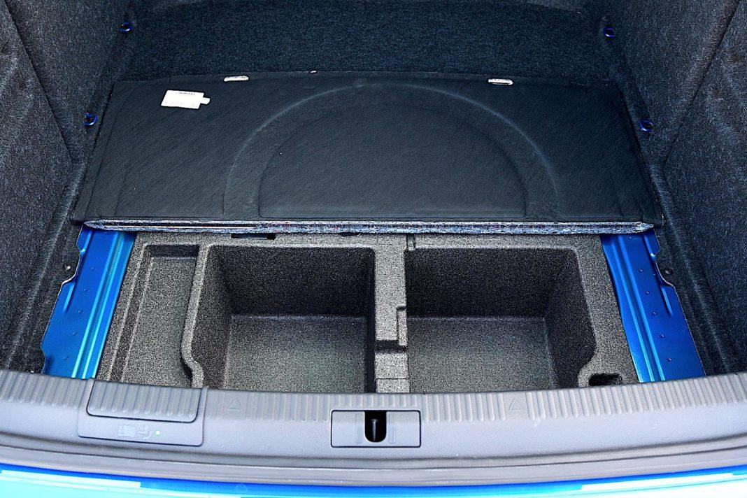 Skoda Superb 2.0 TSI - bagażnik