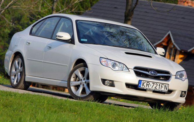 Subaru Legacy IV