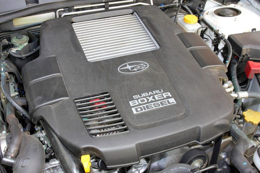 Subaru Legacy IV 17