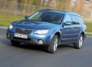 Używane Subaru Legacy IV/Outback III (2003-2009) - opinie, dane techniczne, usterki