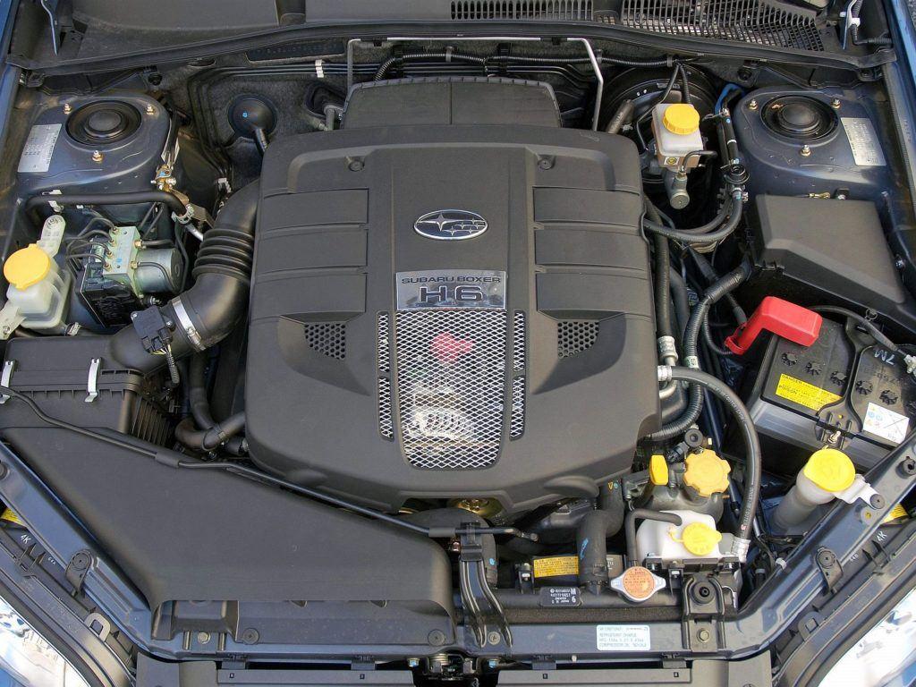 Subaru Legacy IV 29