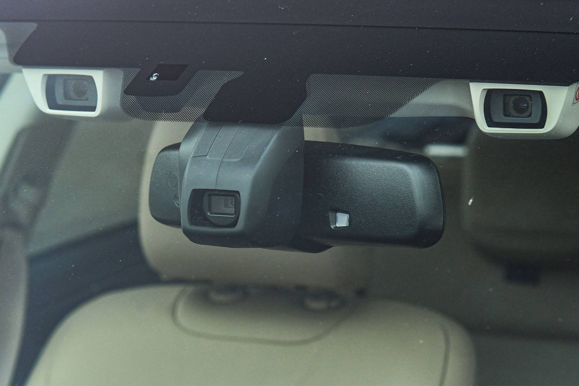 Subaru Outback - system EyeSight
