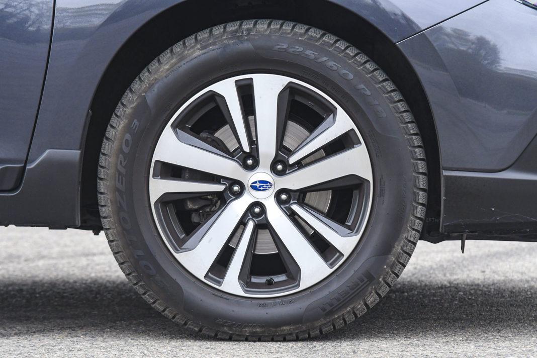 Subaru Outback - koło
