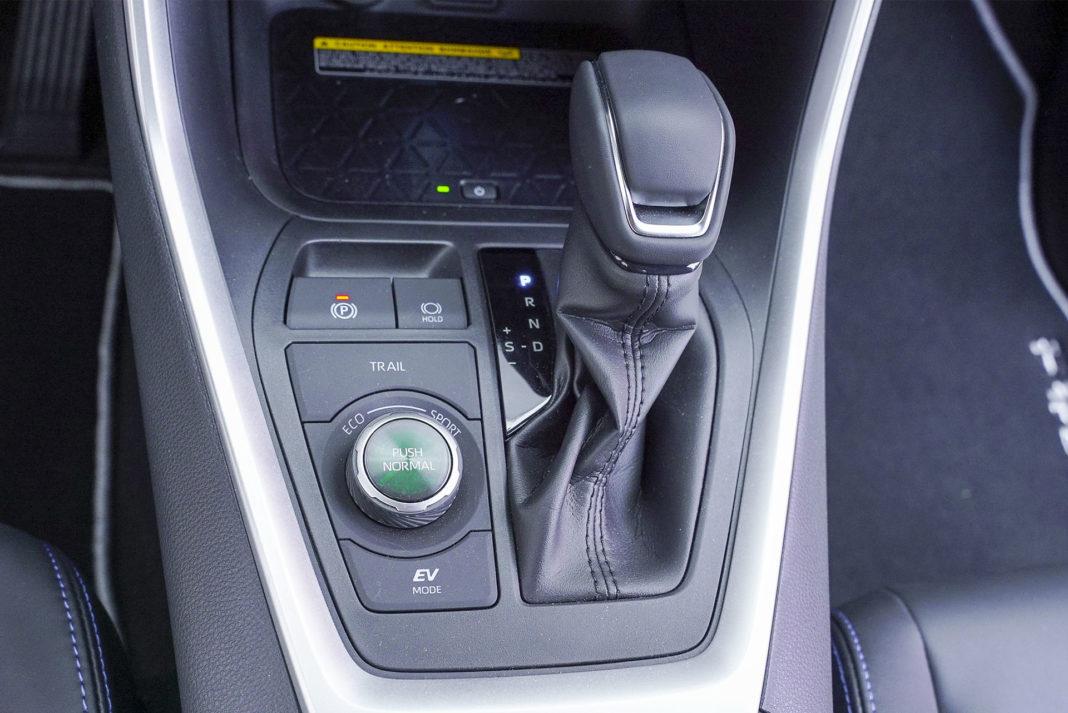Toyota RAV4 Hybrid – panel