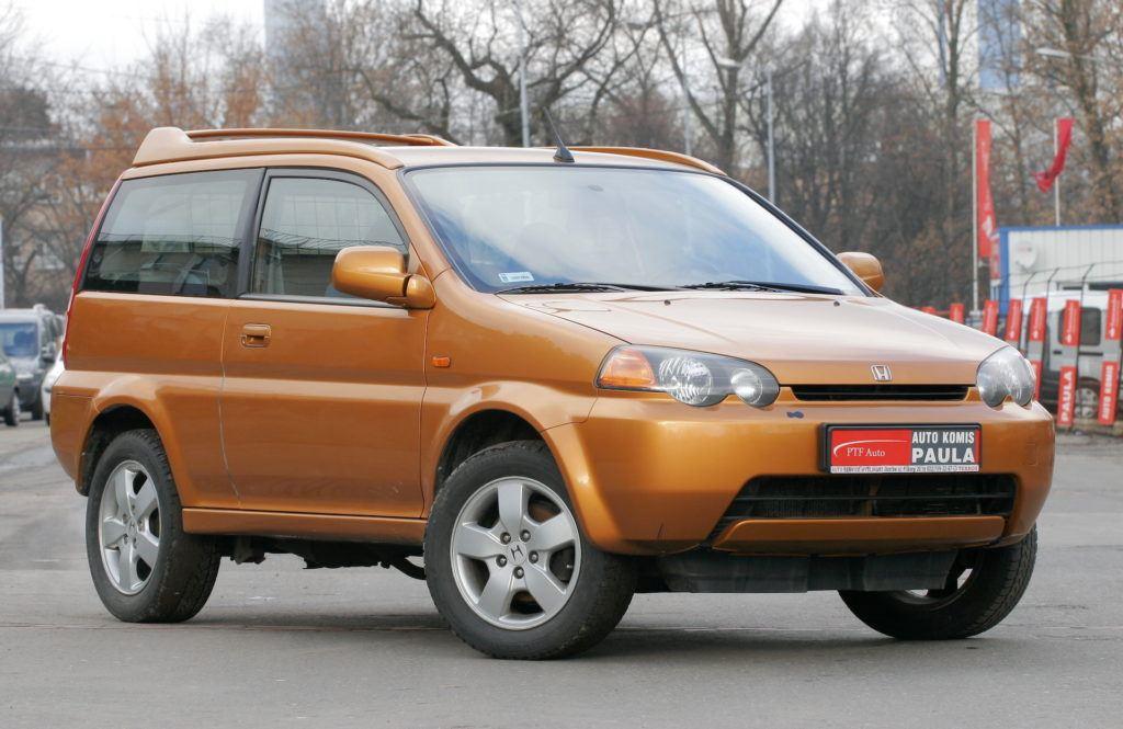 Uzywana Honda HR-V