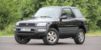 Uzywane SUV-y za 10 tys. zl - Toyota RAV4