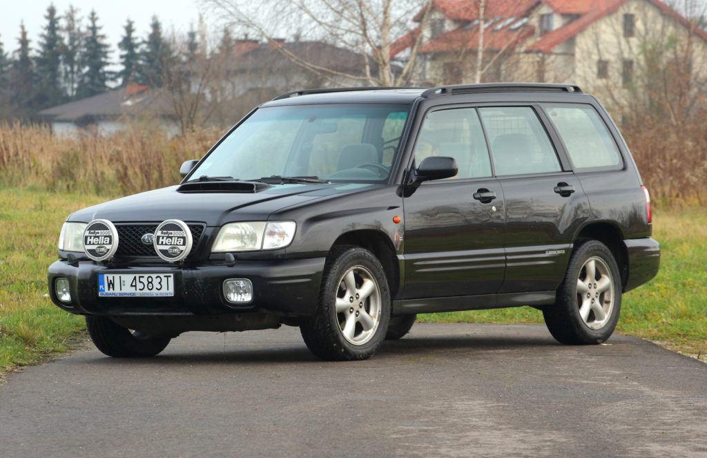 Uzywane Subaru Forester