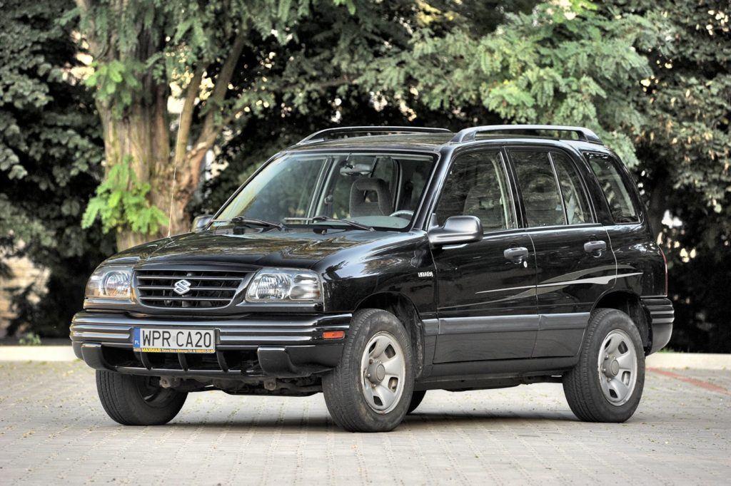 Uzywane Suzuki Grand Vitara