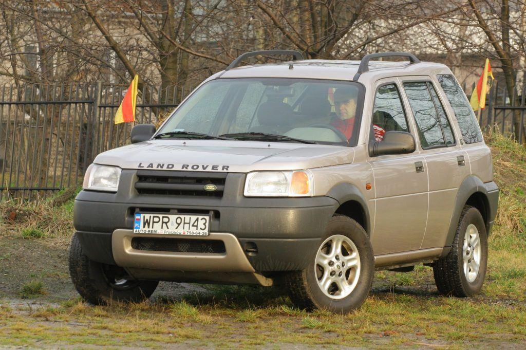 Uzywany Land Rover Freelander