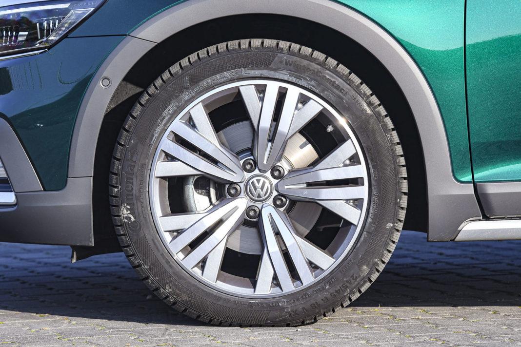 Volkswagen Passat Alltrack - koło