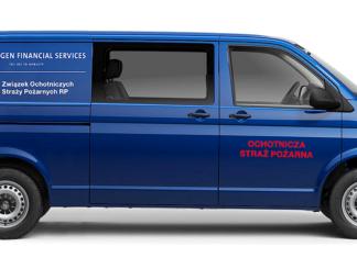 Volkswagen pomaga strażakom. Co otrzymają załogi OSP?