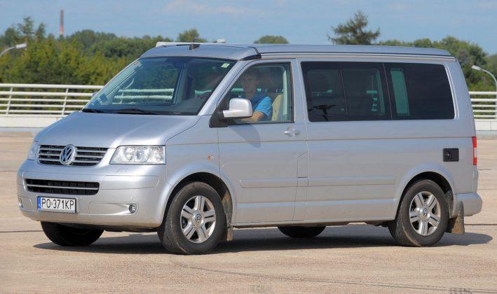 Volkswagen Transporter Multivan T5 23