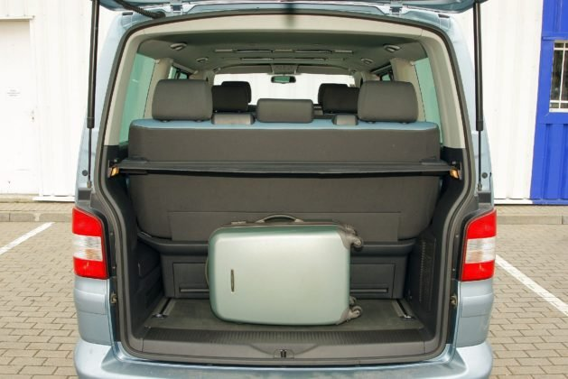 Volkswagen Transporter Multivan T5 37