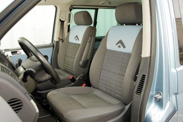 Volkswagen Transporter Multivan T5 38