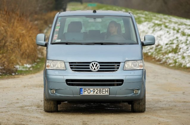 Volkswagen Transporter Multivan T5 43
