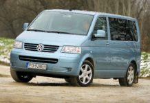 Volkswagen Transporter Multivan T5 50