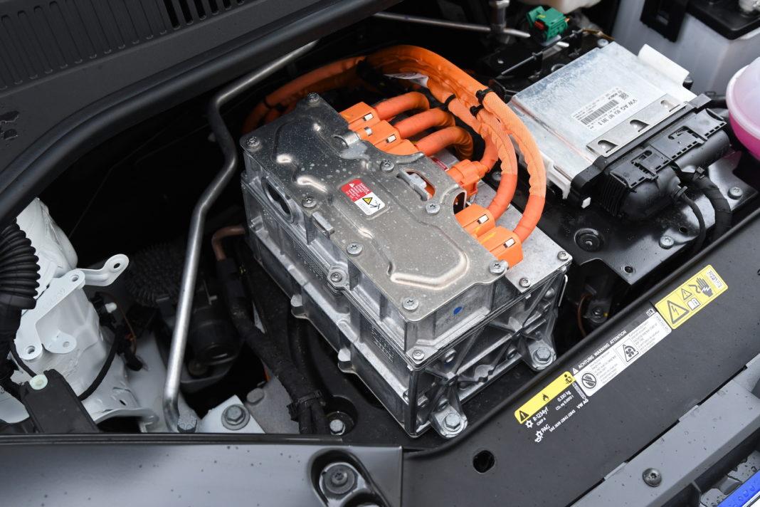 Volkswagen e-up - silnik