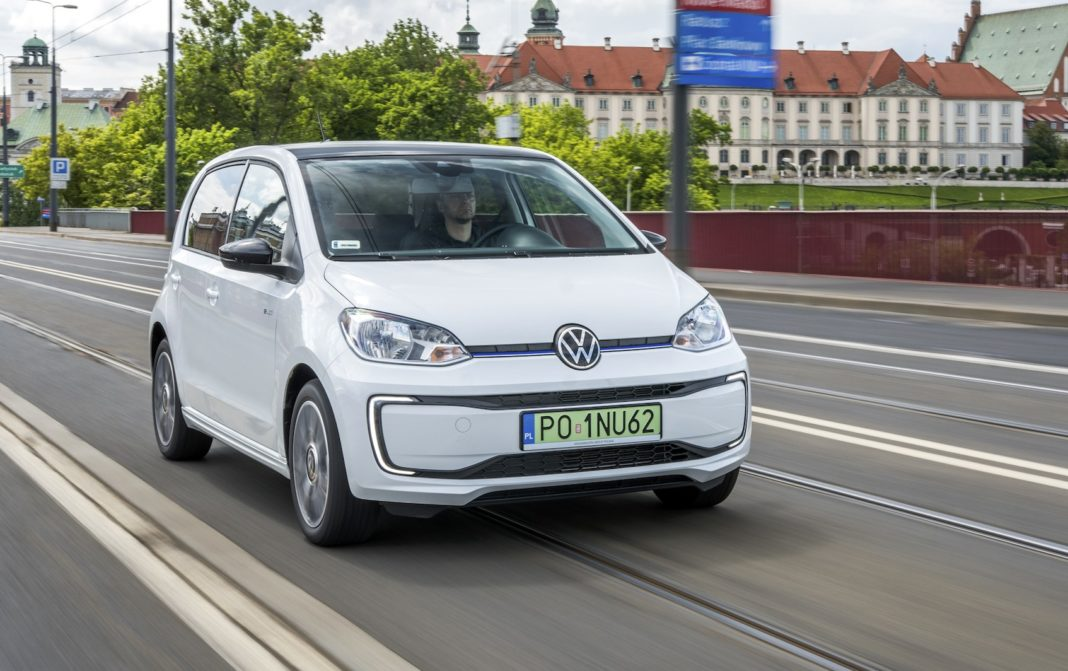 Volkswagen e-up - test