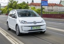 Volkswagen e-up - test