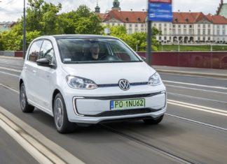 Volkswagen e-up! - TEST – dane techniczne, wymiary, cena, opinie