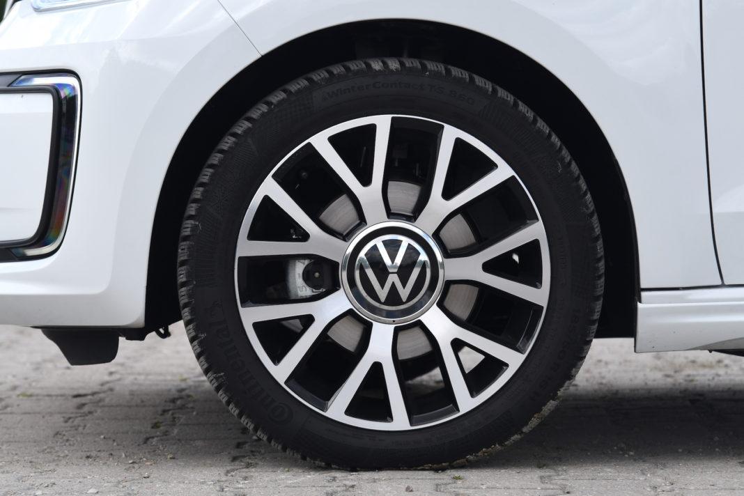 Volkswagen up - felgi