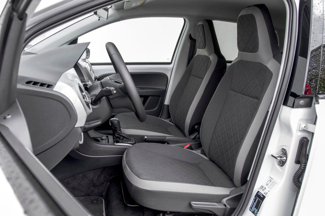 Volkswagen up - fotele